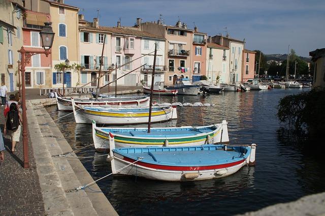 Que pouvez-vous visiter à Martigues?