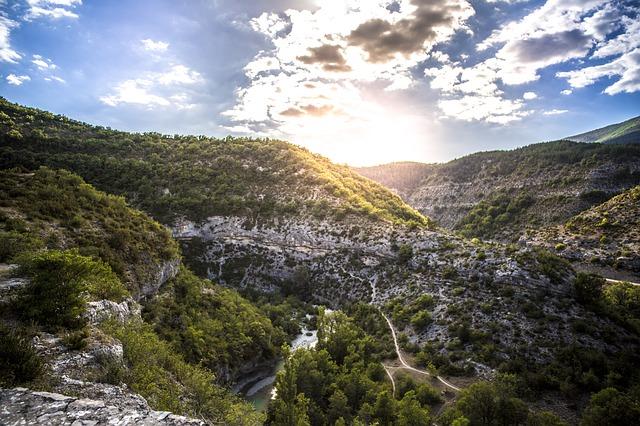 Les plus beaux paysages en PACA